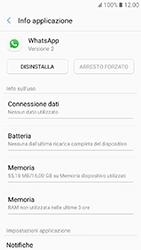 Samsung Galaxy A3 (2017) - Applicazioni - Come disinstallare un