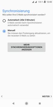 Sony Xperia L3 - E-Mail - Konto einrichten - Schritt 19