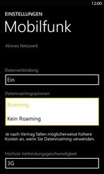 Nokia Lumia 820 LTE - Ausland - Auslandskosten vermeiden - Schritt 8