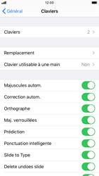 Apple iPhone 7 - iOS 13 - Prise en main - Comment ajouter une langue de clavier - Étape 5