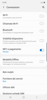 Samsung Galaxy Note 10 - WiFi - Configurazione WiFi - Fase 5