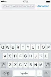Apple iPhone 4 S iOS 7 - Internet - Internetten - Stap 3