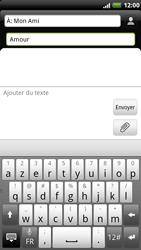 HTC Z715e Sensation XE - MMS - envoi d'images - Étape 7