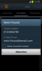 Samsung Galaxy S2 Plus - MMS - Erstellen und senden - 2 / 2