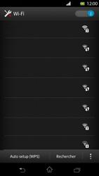 Sony Xperia T - WiFi - Configuration du WiFi - Étape 6