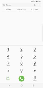 Samsung Galaxy S8 Plus (G955) - Voicemail - Handmatig instellen - Stap 4