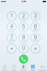 Apple iPhone 4s iOS 8 - SMS - Configuration manuelle - Étape 4