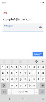 Samsung Galaxy S20 FE - E-mails - Ajouter ou modifier un compte e-mail - Étape 13