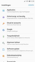 Samsung Galaxy A5 (2017) (SM-A520F) - Instellingen aanpassen - Fabrieksinstellingen terugzetten - Stap 4