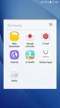 Samsung J710 Samsung Galaxy J7 (2016) - Internet - hoe te internetten - Stap 3