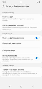 Samsung Galaxy Note 10+ - Aller plus loin - Gérer vos données depuis le portable - Étape 10