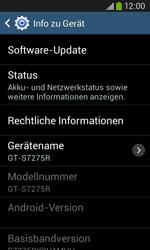 Samsung Galaxy Ace III - Software - Installieren von Software-Updates - Schritt 7