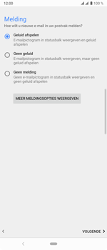 Sony xperia-10-plus-I4123 - E-mail - Handmatig Instellen - Stap 15