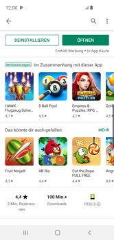 Samsung Galaxy S10e - Apps - Herunterladen - Schritt 17