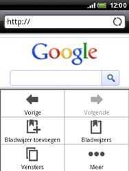 HTC A3333 Wildfire - internet - hoe te internetten - stap 5