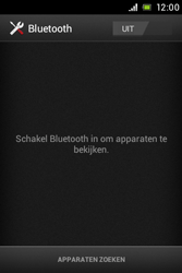 Sony ST23i Xperia Miro - bluetooth - aanzetten - stap 5