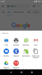 Sony xperia-xz-premium-g8141-android-pie - Internet - Hoe te internetten - Stap 22