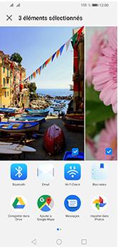 Huawei Y5 (2019) - Photos, vidéos, musique - Envoyer une photo via Bluetooth - Étape 8