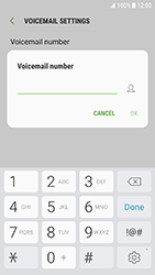 Samsung Galaxy Xcover 4 - Voicemail - Manual configuration - Step 8