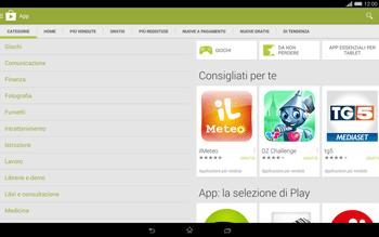 Sony Xperia Tablet Z2 LTE - Applicazioni - Installazione delle applicazioni - Fase 6