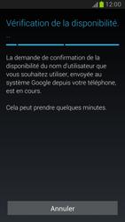 Samsung Galaxy Note 2 - Premiers pas - Créer un compte - Étape 14