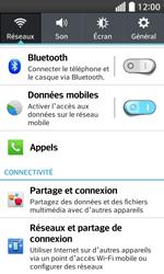 LG F70 - Aller plus loin - Désactiver les données à l'étranger - Étape 4