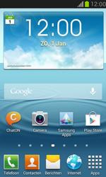 Samsung I8190 Galaxy S III Mini - E-mail - e-mail versturen - Stap 1