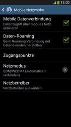 Samsung Galaxy S 4 Mini LTE - Internet und Datenroaming - Deaktivieren von Datenroaming - Schritt 6