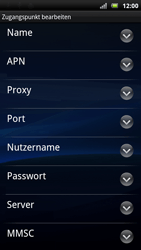 Sony Ericsson Xperia X10 - Internet - Apn-Einstellungen - 8 / 8