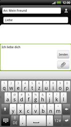 HTC Z710e Sensation - MMS - Erstellen und senden - Schritt 11