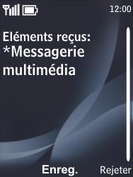 Nokia 6700 classic - MMS - configuration automatique - Étape 6