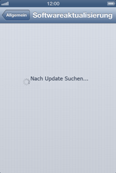 Apple iPhone 4S - Software - Installieren von Software-Updates - Schritt 7