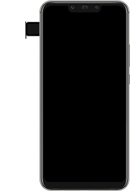 Huawei Mate 20 Lite - SIM-Karte - Einlegen - 6 / 8