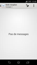 Sony D2203 Xperia E3 - E-mail - Configuration manuelle - Étape 18