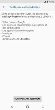 Nokia 7 Plus - Appareil - Réinitialisation de la configuration d