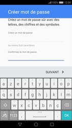 Huawei Nova - Applications - Créer un compte - Étape 12