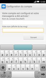 Alcatel OT-5050X Pop S3 - E-mails - Ajouter ou modifier un compte e-mail - Étape 21