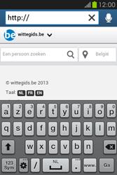 Samsung S6810P Galaxy Fame - Internet - Internetten - Stap 13