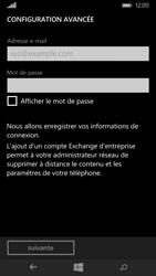 Microsoft Lumia 535 - E-mail - Configuration manuelle - Étape 9