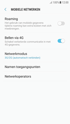 Samsung Galaxy J3 (2017) - 4G instellen  - Toestel instellen voor 4G - Stap 6