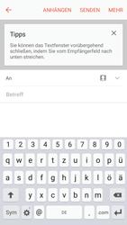 Samsung J510 Galaxy J5 (2016) - E-Mail - E-Mail versenden - Schritt 6