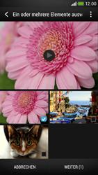 HTC Desire 601 - E-Mail - E-Mail versenden - 16 / 19