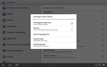 Samsung P7500 Galaxy Tab 10-1 - Netwerk - gebruik in het buitenland - Stap 10