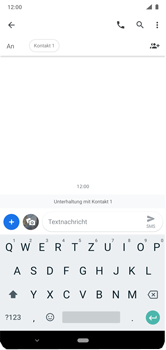 Nokia 6.1 Plus - Android Pie - MMS - Erstellen und senden - Schritt 9