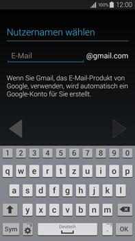 Samsung Galaxy Note 4 - Apps - Einrichten des App Stores - Schritt 7