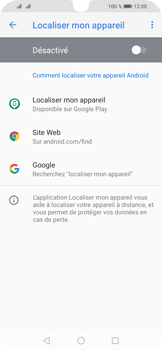 Huawei Y6 (2019) - Appareil - configurer Localiser mon appareil - Étape 5