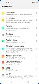 Huawei Nova 5T - Logiciels - Installation de mises à jour - Étape 3