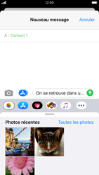Apple iPhone 7 - iOS 13 - MMS - envoi d'images - Étape 10