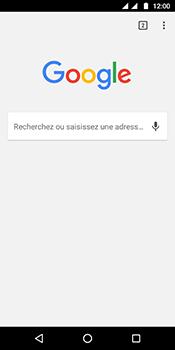 Motorola Moto G6 - Internet et connexion - Naviguer sur internet - Étape 17