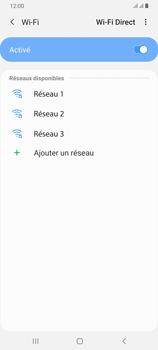 Samsung Galaxy A70 - Wifi - configuration manuelle - Étape 6
